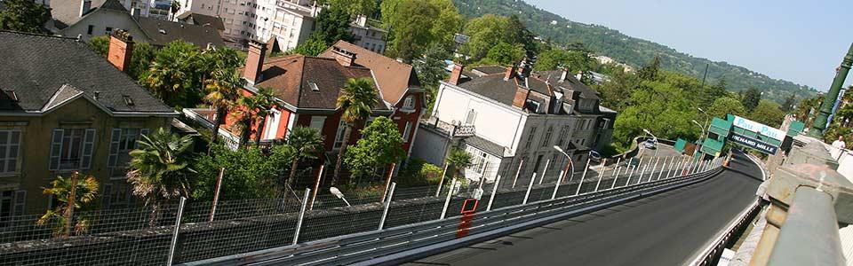 Pau Street Circuit